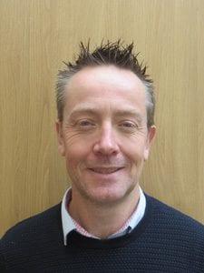 Deputy Headteacher Andrew Davis Year 6